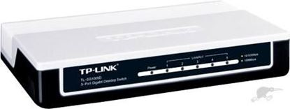 Picture of TP-Link TL-SG1005D 5-Port Gigabit Unmanaged Switch