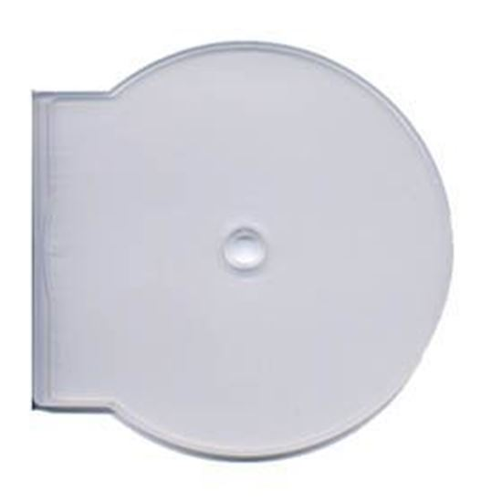 Picture of 10 C-Shell Case Super Clear Clamshell