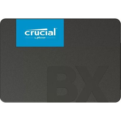 Picture of Crucial BX500 240GB 2.5 inch SSD SATA 6.0GB/s , up to 540MB/s Read, 500MB/s Write, 7mm