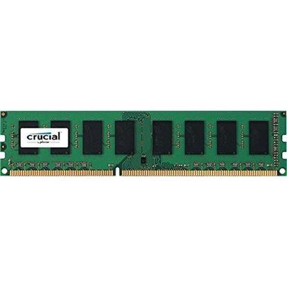 Picture of Crucial 8GB DESKTOP DDR3L 1600Mhz DIMM 240pin Non ECC PC3L-12800 Desktop RAM 1.35v/1.5v