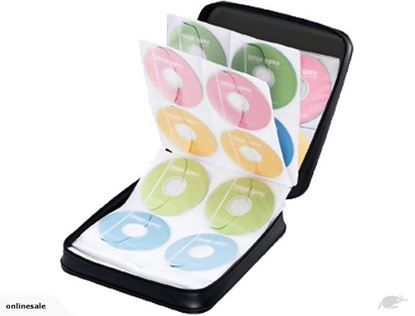Picture of CD/DVD WALLET for 240 CD/DVD discs